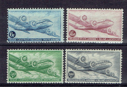 Timbre PA 8-11 - MNH - Airmail