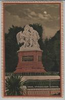 Basel - Strassburger-Denkmal - Litho Guggenheim No. 9847 - BS Basel-Stadt