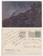 Guerra - Assalto Notturno Al Monte Nero - ZONA DI GUERRA, 1916 - Guerra 1914-18