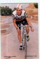 Laudelino CUBINO. Cyclisme. 2 Scans. Zor BH 1986 - Radsport