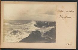 °°° 10997 - UK - THE ROCKS HEYSHAM - 1911 °°° - Inghilterra