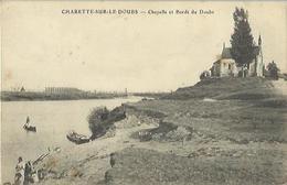 8703 CPA Charette Sur Le Doubs - - France