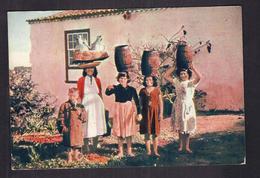 CPSM ESPAGNE - ILES CANARIES - Voyage C. COLOMB 1492 - TB PORTRAIT GROUPE + TB Verso TB TIMBRES Publicité PLASMARINE - Espagne