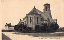 B50918 La Turballe - Eglise - Unclassified