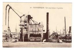 59 NORD - DUNKERQUE Aspirateur à Grains - Dunkerque