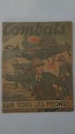 Combats Sur Tous Les Fronts  ,n°2 ,illustrateur Robert RIGOT - Magazines Et Périodiques