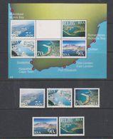 South Africa 1993 Bays 5v + M/s ** Mnh (38600) - Zuid-Afrika (1961-...)
