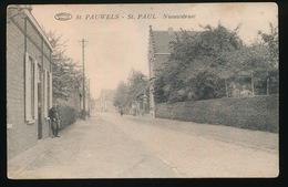 SINT PAUWELS  NIEUWSTRAAT - Sint-Gillis-Waas