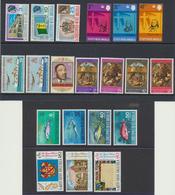 St Christopher -  Saint Christophe 1967 - 1968 - 1969 Années  Complètes    ***  MNH - St.Christopher-Nevis-Anguilla (...-1980)