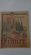 Connais Tu ..? La France ,  ,n°5 ,illustrateur Robert RIGOT - Magazines Et Périodiques