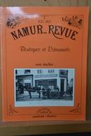Namur Revue; Boutiques Et Estaminets. Dejollier - Culture