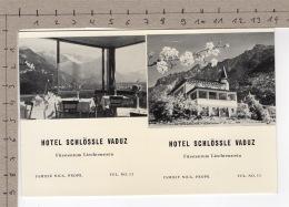 Hotel Schlössle Vaduz - Fürstentum Liechtenstein - Hotels & Restaurants