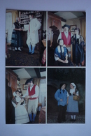Ville (67220) Groupe Folklorique - Les Kirsch -  M.J.C ( Costume Folklorique ) - Otros Municipios