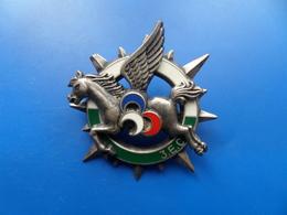 3 ° EC , Insigne Train  , Insigne , Fraisse Paris - Armée De Terre
