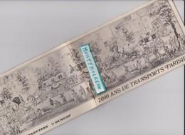 Vieux  Papier : Pneu Dunlop , Transport  Paris ( Automobile, Train,vélo,moto, Etc...) 39 Pages ,poids 56 Grammes - Transportation Tickets