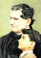 [MD1521] CPM - DON BOSCO - IL SANTO DEI GIOVANI - CON ANNULLO 2.4.1988 - NV - Cristianesimo