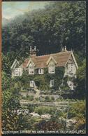 °°° 11013 - UK - ISLE OF WIGHT - HONEYMOON COTTAGE THE CHINE SHANKLIN - 1909 With Stamps °°° - Inghilterra
