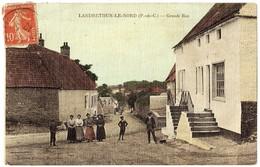 LANDRETHUN LE NORD - 62 - Grande Rue - Other Municipalities