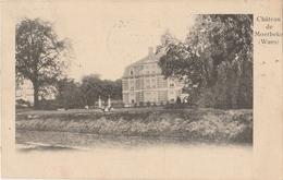 MOERBEKE WAAS  Château De Moerbeke - Moerbeke-Waas