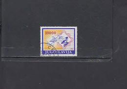 JUGOSLAVIA  1989 - Unificato  2217° - Comunicazioni - 1945-1992 Repubblica Socialista Federale Di Jugoslavia
