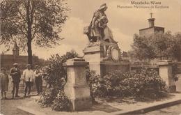 MOERBEKE WAAS Monument Mevrouwe De Kerchove - Moerbeke-Waas