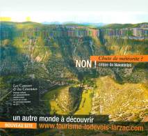 LODEVE Office Du Tourisme Lodevois Et Larzac 22(scan Recto-verso) MD2504 - Lodeve