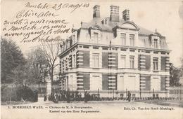 MOERBEKE WAAS Kasteel Van Den Heer Burgemeester - Moerbeke-Waas