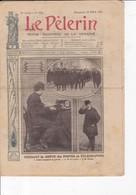 Revue LE PELERIN 1909 28 Mars Grève Des Postiers, Choses D'Allemagne Et D'Autriche, Les Gargouilles De Notre Dame, - Books, Magazines, Comics
