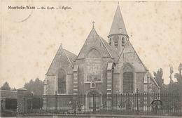 MOERBEKE WAAS De Kerk - Moerbeke-Waas