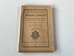 Religion Christianisme - PRATIQUES Et EXCERCICES «la Grande Promesse Du Sacré Coeur» - 1908 - Livres, BD, Revues