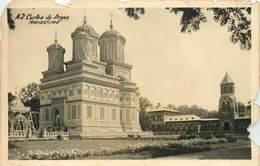 D1284 Curtea De Arges Manastirea - Rumänien