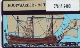 Telefoonkaart  LANDIS&GYR NEDERLAND * RCZ.376.1 T/m 06  248b * SCHEPENSERIE  6 STUKS * SHIPS  * TK * ONGEBRUIKT * MI - Nederland