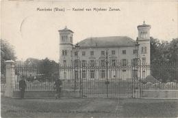 MOERBEKE WAAS Kasteel Van Mijnheer Zaman - Moerbeke-Waas