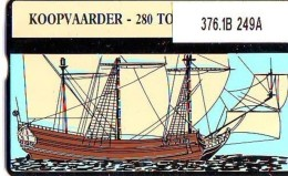Telefoonkaart  LANDIS&GYR NEDERLAND * RCZ.376.1b  249a * SCHEPENSERIE  * SHIP  * TK * ONGEBRUIKT * MINT - Nederland