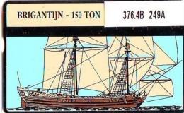 Telefoonkaart  LANDIS&GYR NEDERLAND * RCZ.376.4b  249a * SCHEPENSERIE  * SHIP  * TK * ONGEBRUIKT * MINT - Nederland