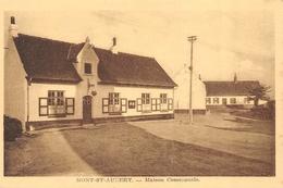 Mont Saint Aubert - Maison Communale - Tournai
