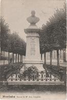 MOERBEKE WAAS Statue De Mr. Aug. Lippens - Moerbeke-Waas