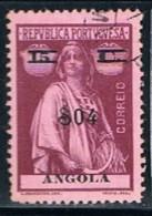 Angola, 1921, # 199, Used - Angola