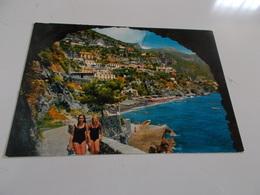 B685  Positano Salerno Non Viaggiata - Italia