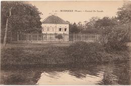 MOERBEKE WAAS Kasteel De Smedt - Moerbeke-Waas