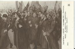 CPA __ J.Adler - 11novembre 1918 -- L'Armistice - Guerre 1914-18