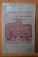 Geschiedkundig Oversicht Der  6 E, 16 E, En 26 E Linieregimenten En Van Het  6 E Vestingregiment. 1936 - Livres