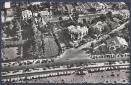 Hendaye-Plage.Hôtel Larramendy-Baita.Vue Aérienne. - Hendaye