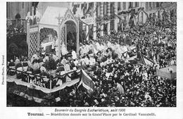 TOURNAI - Souvenir Du Congrès Eucharistique, Août 1906 - Doornik