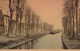 Edam, Nieuwe Haven,  2 Scans - Edam