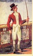 77 Rare FOLKLORE Et TRADITIONS  BRIARDES - Chevalier Du Noble Jeu D'Arc. 1800 Par P.-L. MENON - France