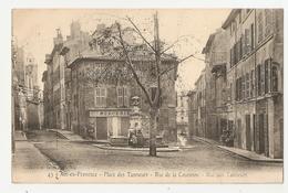 13 Aix En Provence, Place Des Tanneurs, Rue De La Couronne, Rue Des Tanneurs (2173) - Aix En Provence