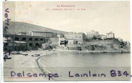 - 59 - CERBERE - ( Pyr - Or. ), Le Pont,  Splendide, Non écrite, Coins Impeccables, édit Labouche, TTBE, Scans. - Autres Communes