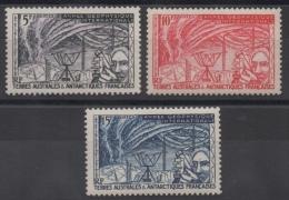 TAAF - YT N° 8 à 10 - Neufs ** - MNH - Cote: 19,50 € - Terres Australes Et Antarctiques Françaises (TAAF)