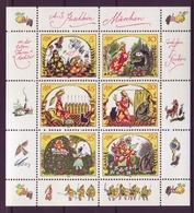 DDR Klbg. 2914-2919 Märchen (XIV): Von Der Toten Zarentochter Und Den Postfrisch - [6] République Démocratique